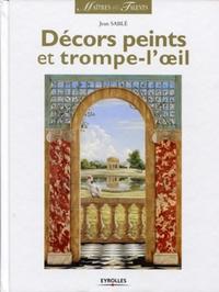 DECORS PEINTS ET TROMPE-L'OEIL