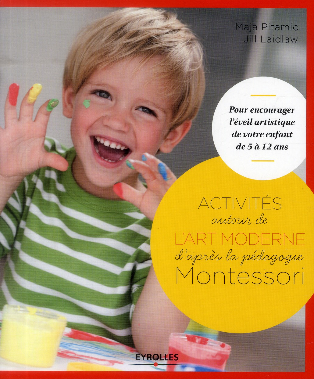 ACTIVITES ARTISTIQUES AUTOUR DE L'ART MODERNE POUR ENCOURAGER L'EVEIL ARTISTIQUE DE VOTRE ENFANT DE