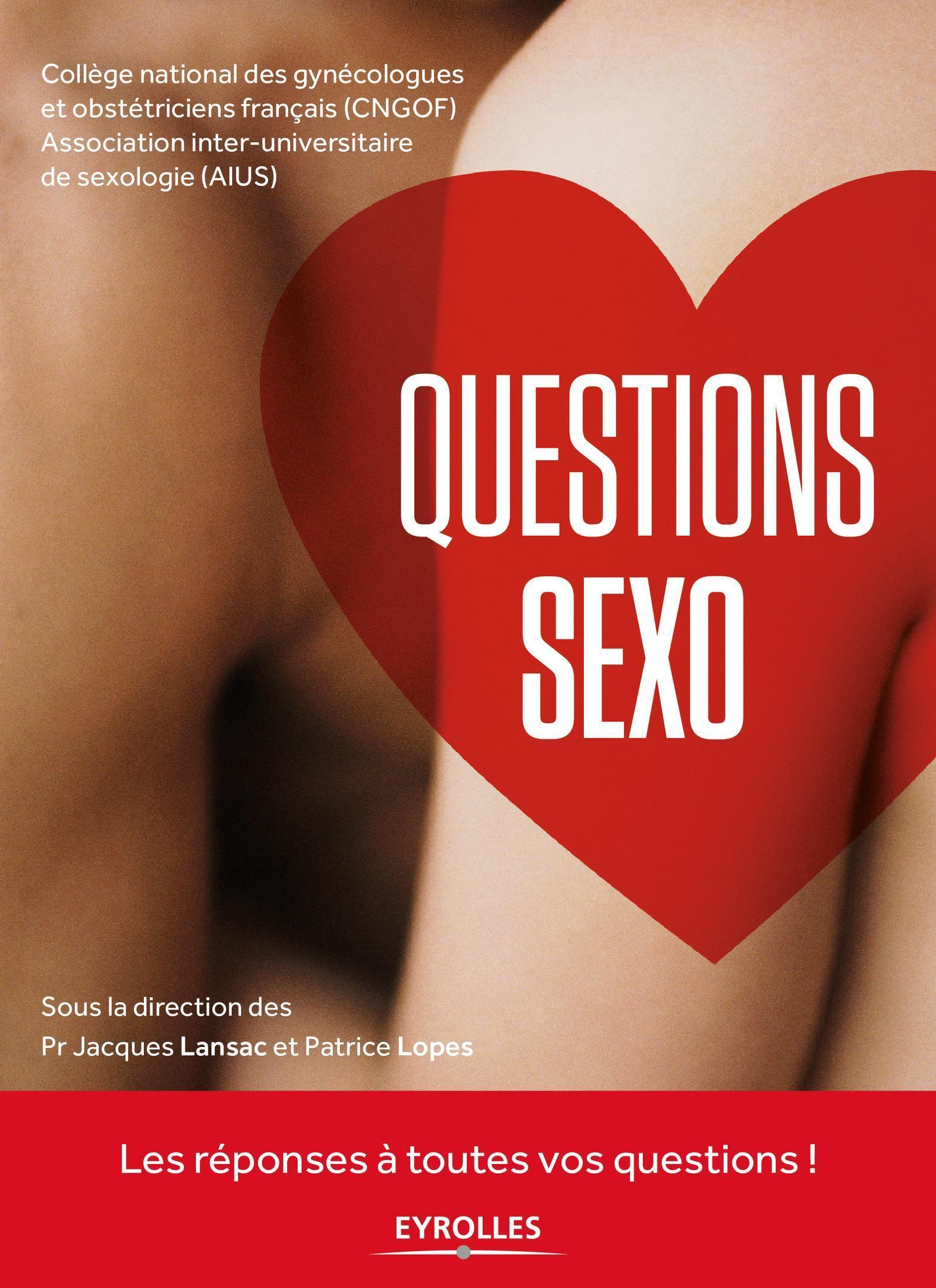 QUESTIONS SEXO