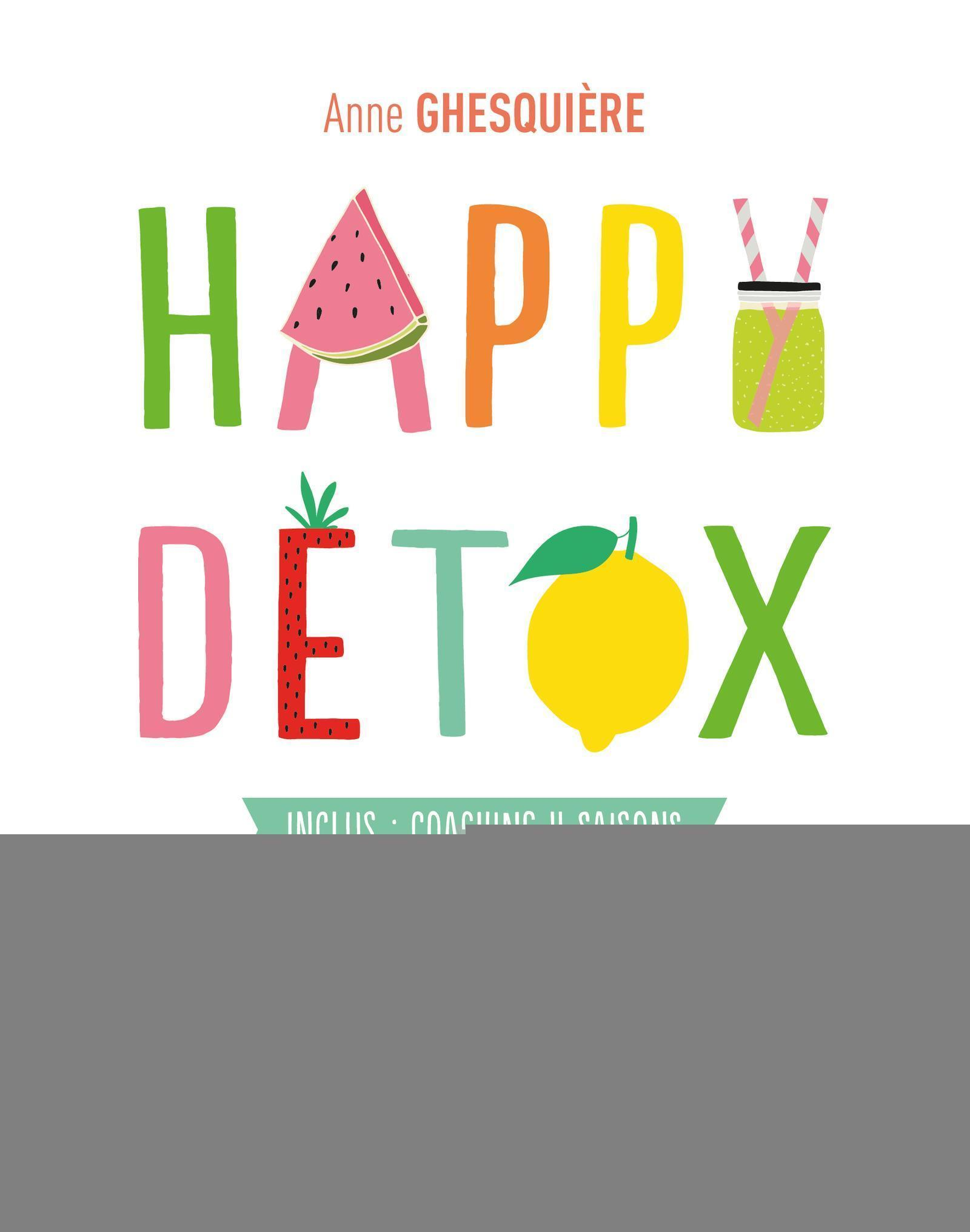 HAPPYDETOX  INCLUS COACHING 4 SAISONS