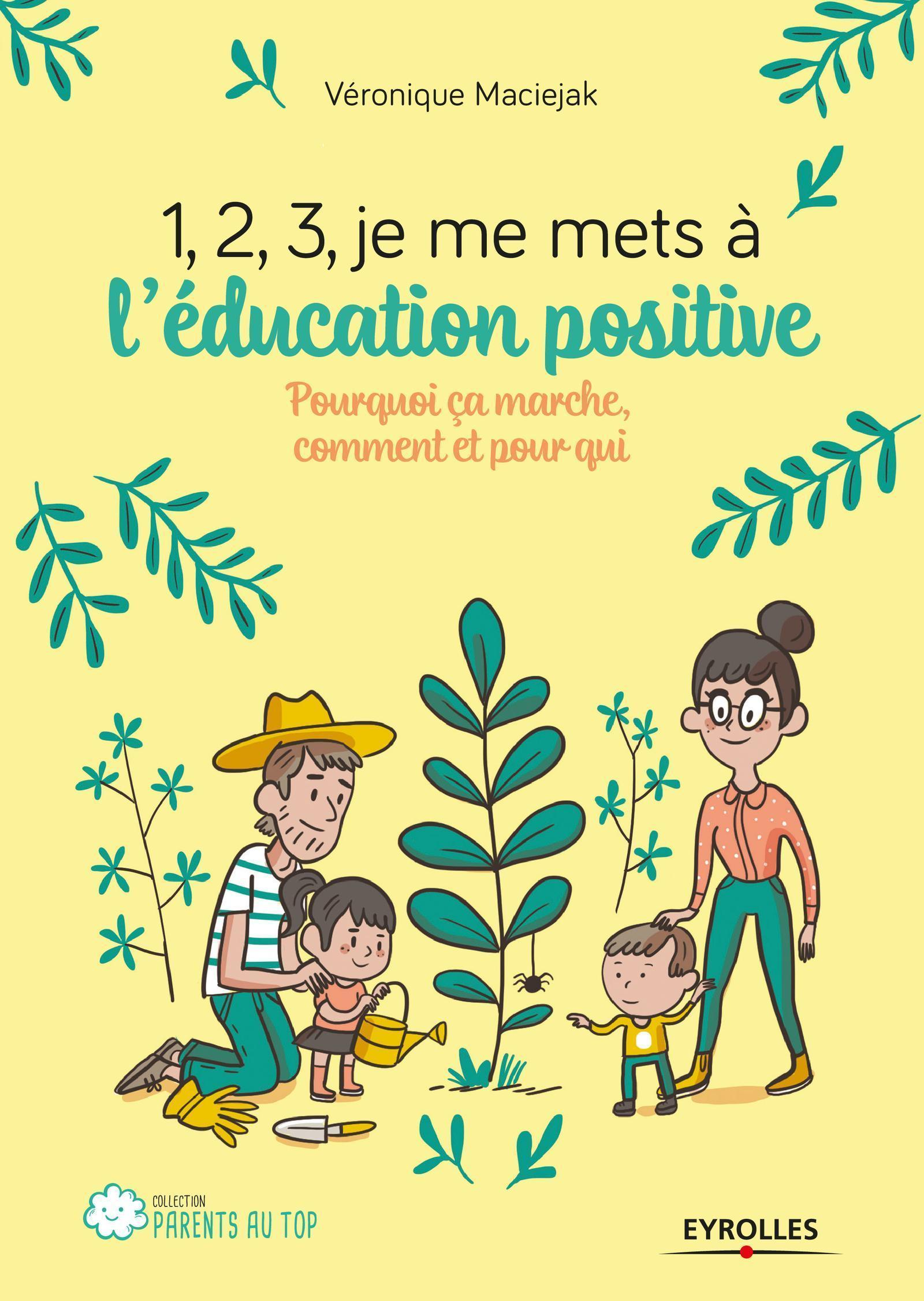 1 2 3  JE ME METS A L EDUCATION POSITIVE