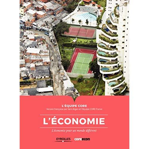 L ECONOMIE - L ECONOMIE POUR UN MONDE DIFFERENT
