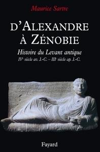 D'ALEXANDRE A ZENOBIE