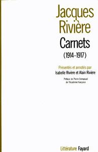 CARNETS (NOUVELLE EDITION)