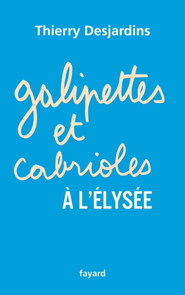 GALIPETTES ET CABRIOLES A L'ELYSEE