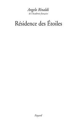 LA RESIDENCE DES ETOILES - EDITION LUXE