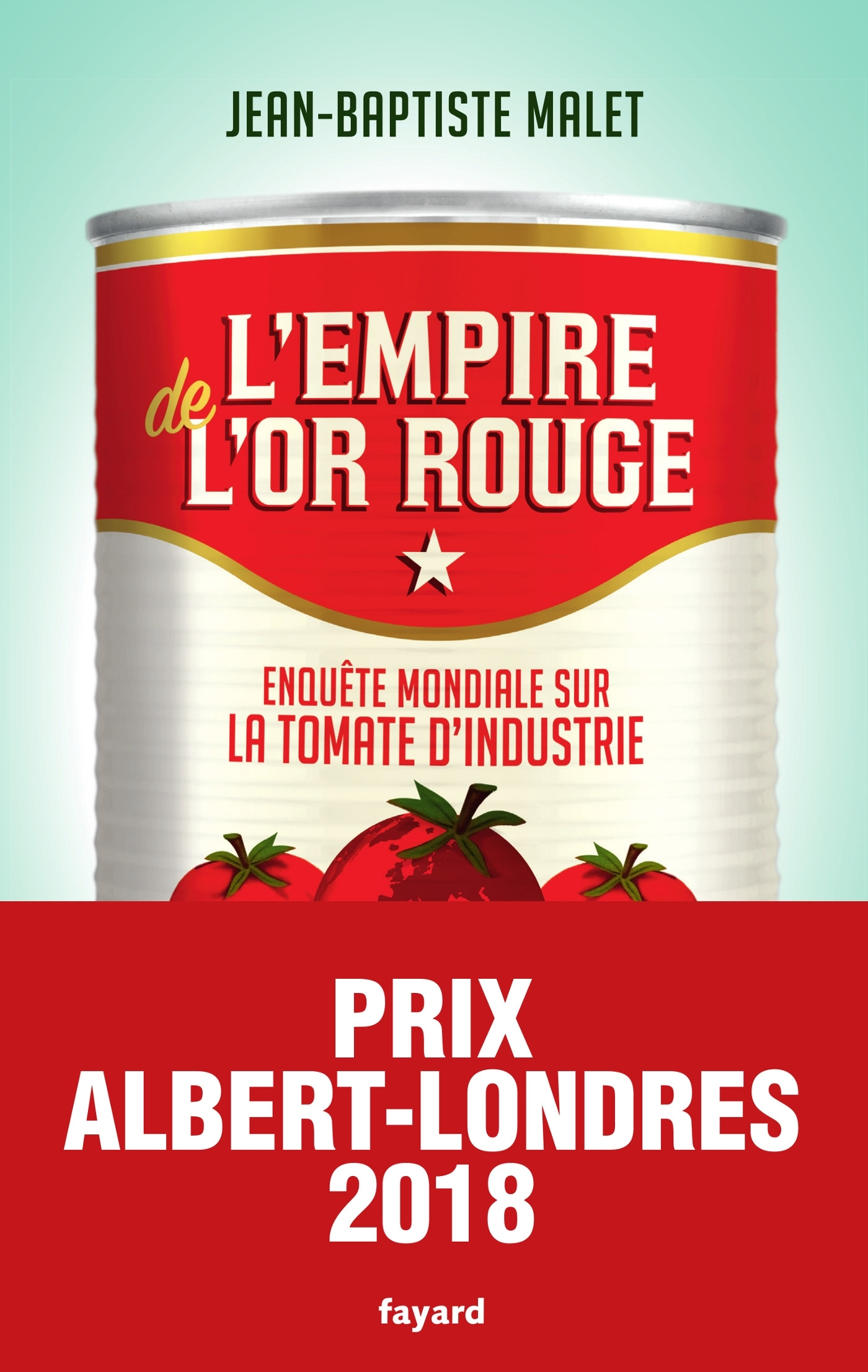 L'EMPIRE DE L'OR ROUGE