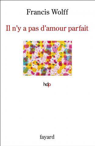 IL N'Y A PAS D'AMOUR PARFAIT