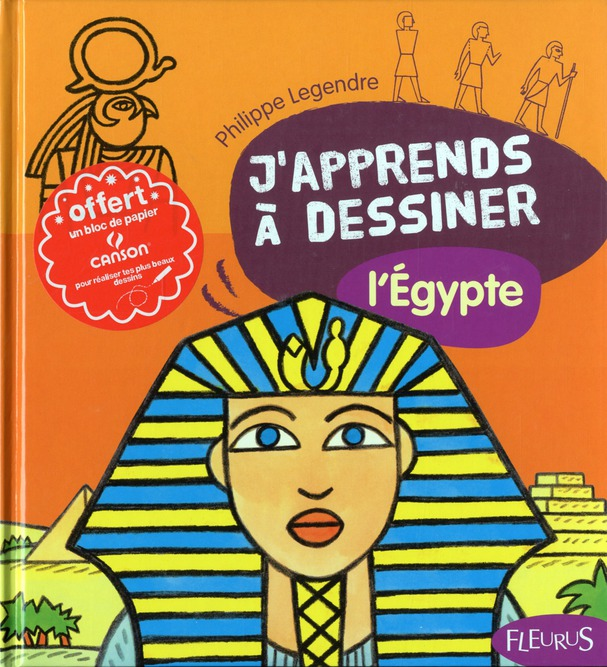 DESSINER L'EGYPTE
