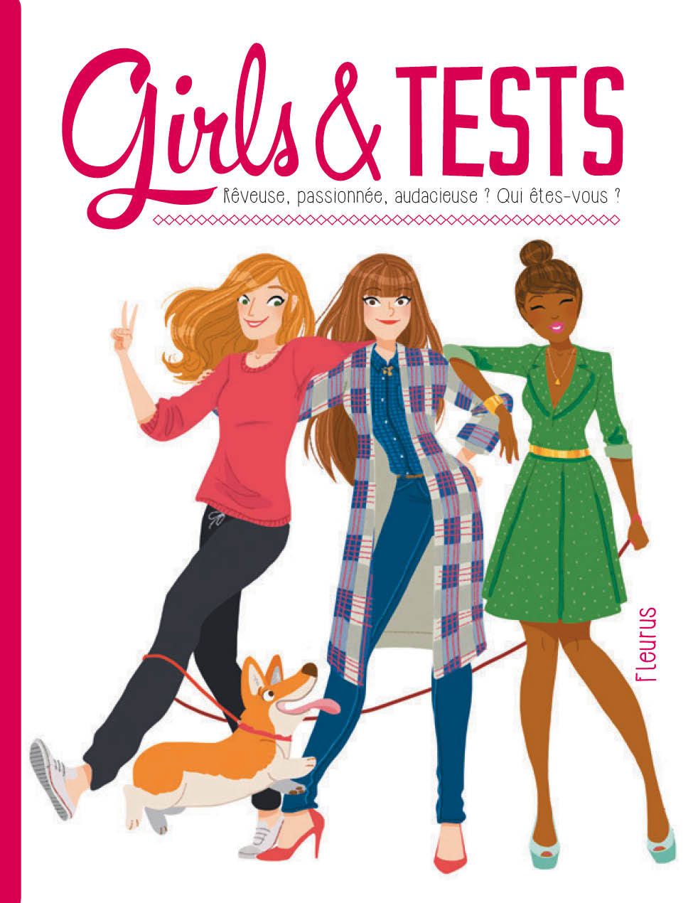 GIRLS AND TESTS