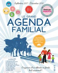 LE GRAND AGENDA FAMILIAL 2017/2018