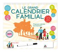 LE GRAND CALENDRIER FAMILIAL 2018-2019