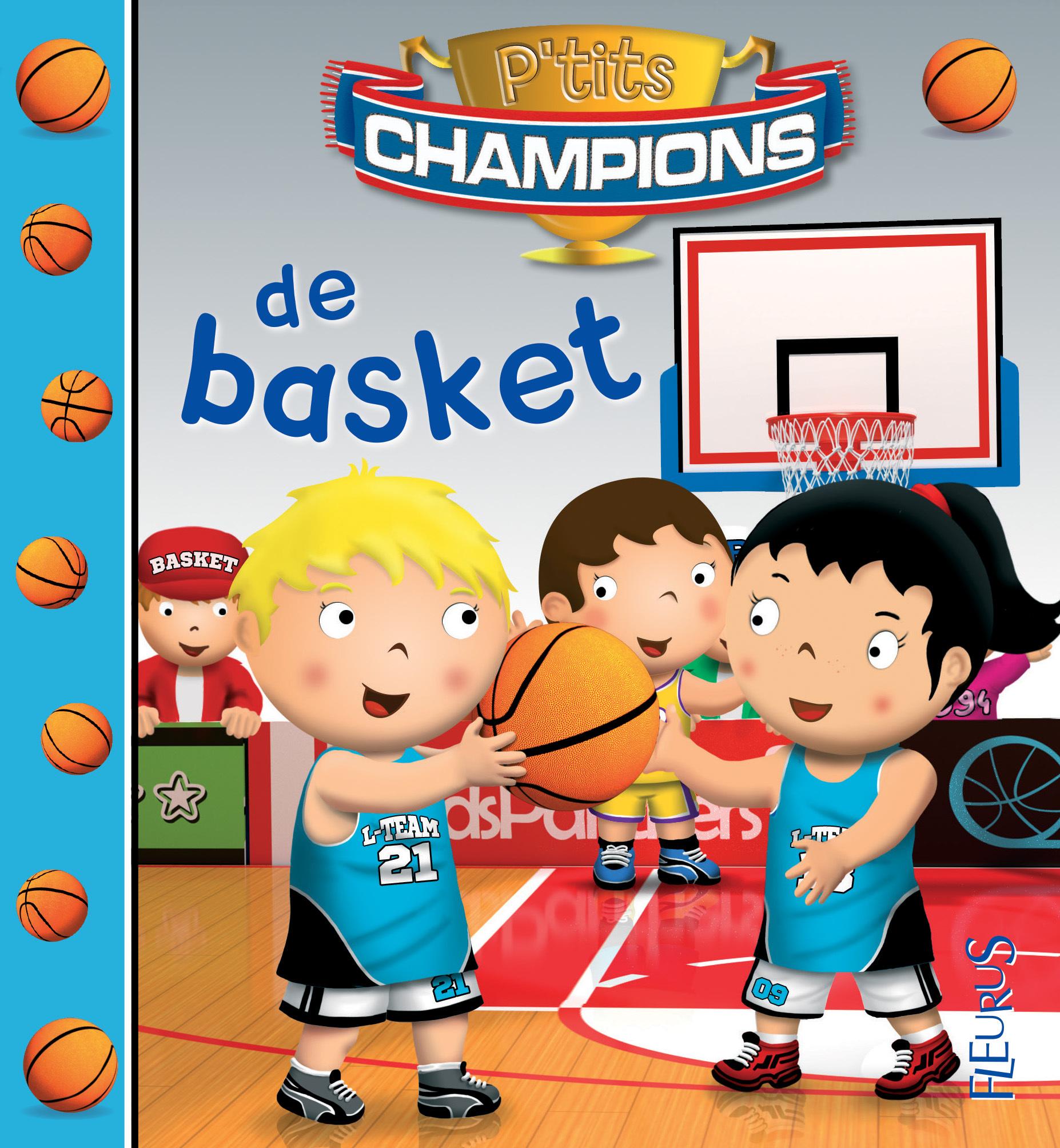 P'TITS CHAMPIONS DE BASKET