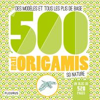 500 MAXI ORIGAMIS SO NATURE