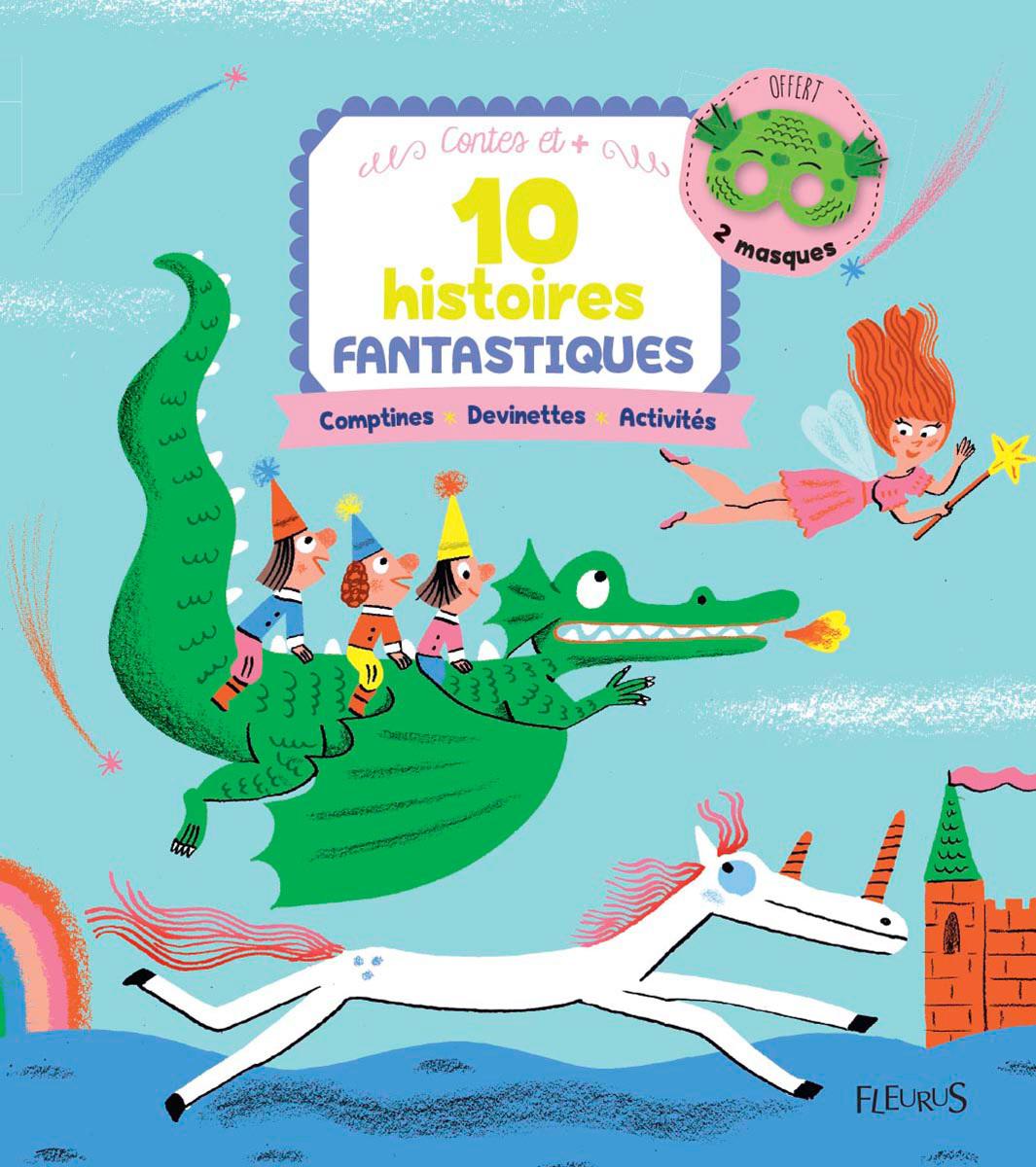 10 HISTOIRES FANTASTIQUES