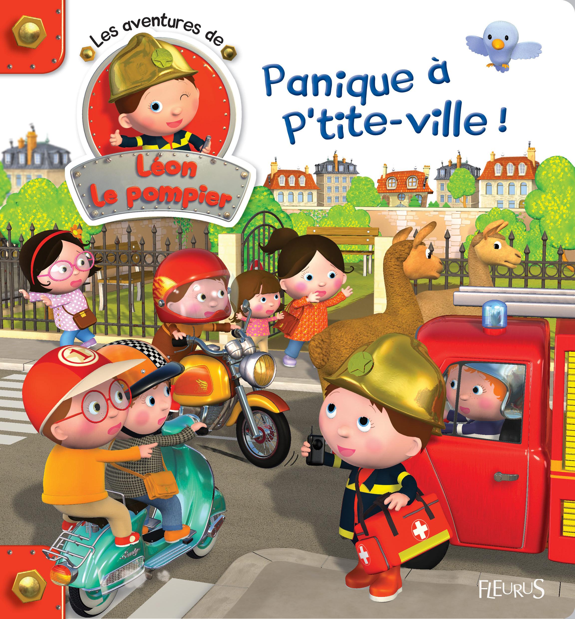 PANIQUE A P'TITE-VILLE