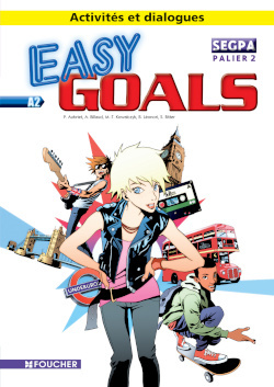 EASY GOALS PALIER 2 SEGPA CD AUDIO