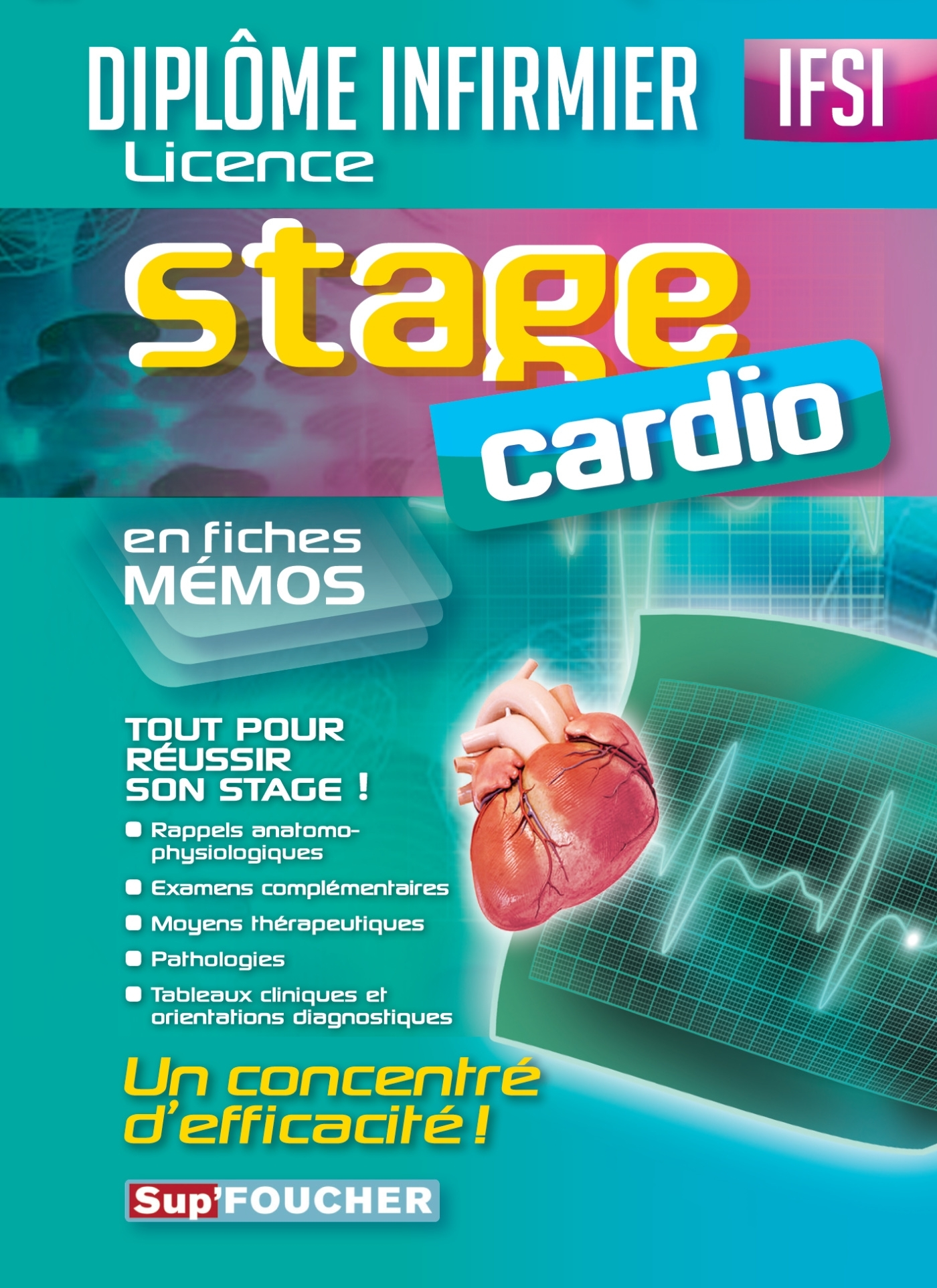 IFSI STAGE CARDIOLOGIE - DIPLOME INFIRMIER