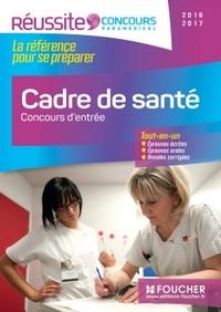 CADRE DE SANTE - CONCOURS D'ENTREE - CONCOURS IFCS 2016 - N 73