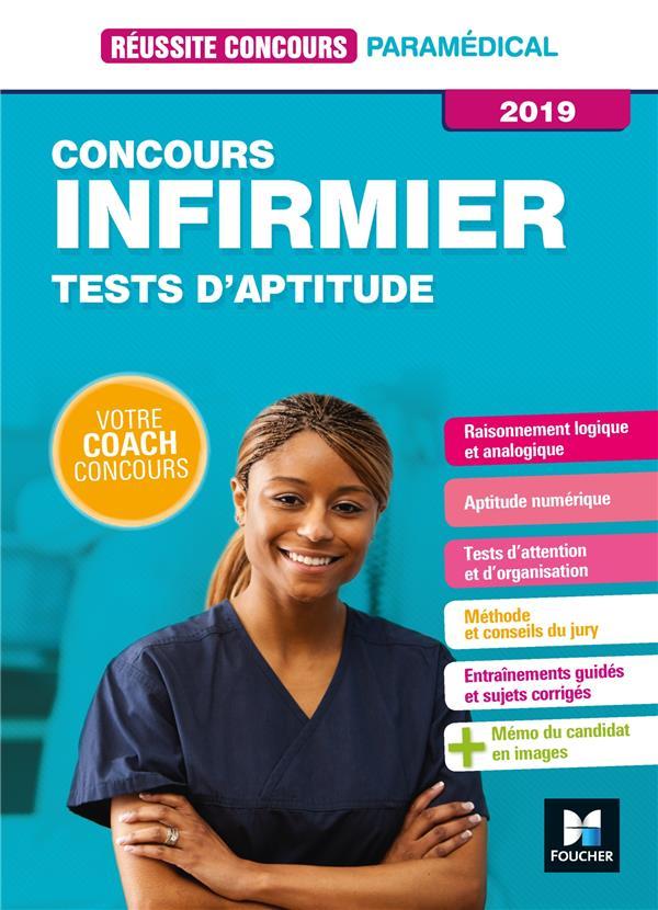 39 - REUSSITE CONCOURS - IFSI TESTS D'APTITUDE - CONCOURS D'ENTREE 2019 - PREPARATION EPREUVE COMPLE