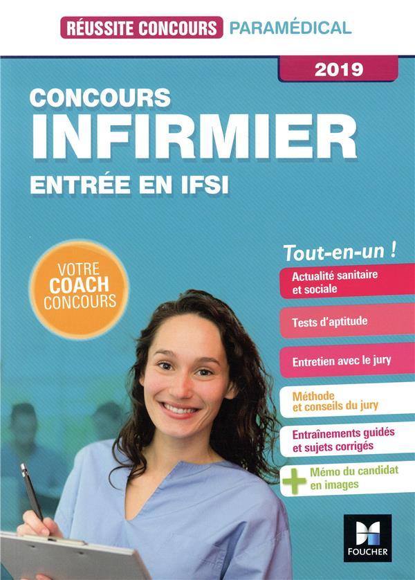 74 - REUSSITE CONCOURS - IFSI - CONCOURS D'ENTREE 2019 - PREPARATION COMPLETE
