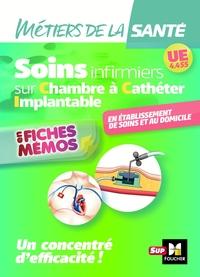 BLOCS - DIPLOME D'ETAT INFIRMIER - 18 - METIERS DE LA SANTE - SOINS INFIRMIERS - CATHETER A CHAMBRE