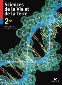 SVT 2DE - LIVRE DE L'ELEVE, ED. 2000
