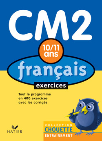 CHOUETTE ENTRAINEMENT, FRANCAIS CM2 - 10/11 ANS ARCOM