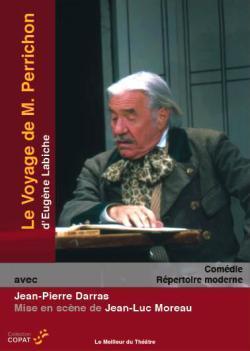 LE MEILLEUR DU THEATRE - LABICHE, LE VOYAGE DE M. PERRICHON (DVD)