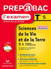 PREP ABAC EXAMEN - SVT TLE S TOME 1 ENSEIGNEMENT OBLIGATOIRE ARCOM