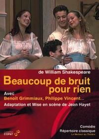 LE MEILLEUR DU THEATRE - SHAKESPEARE, BEAUCOUP DE BRUIT POUR RIEN (DVD)