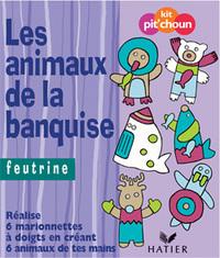 LES ANIMAUX DE LA BANQUISE