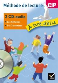 A TIRE-D'AILE CP - CD AUDIO DES HISTOIRES A LIRE