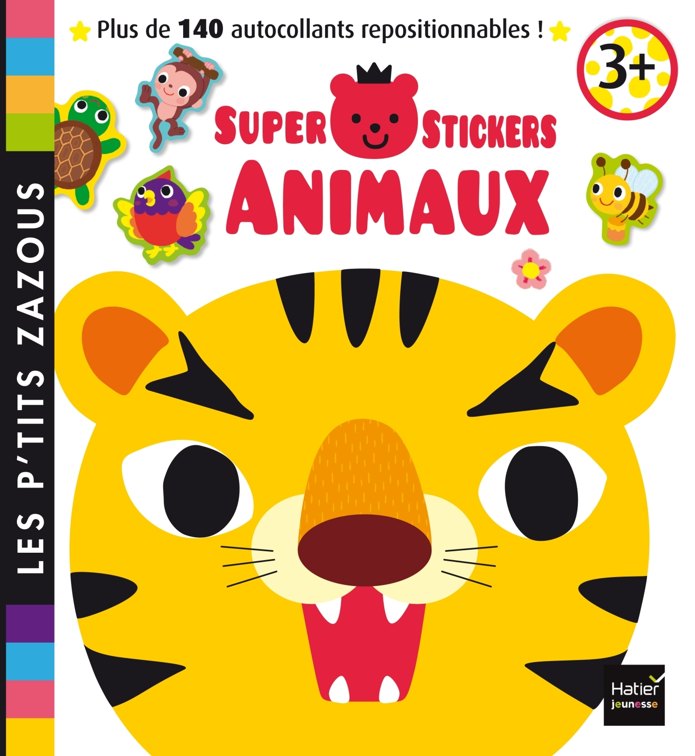 SUPER STICKERS ANIMAUX