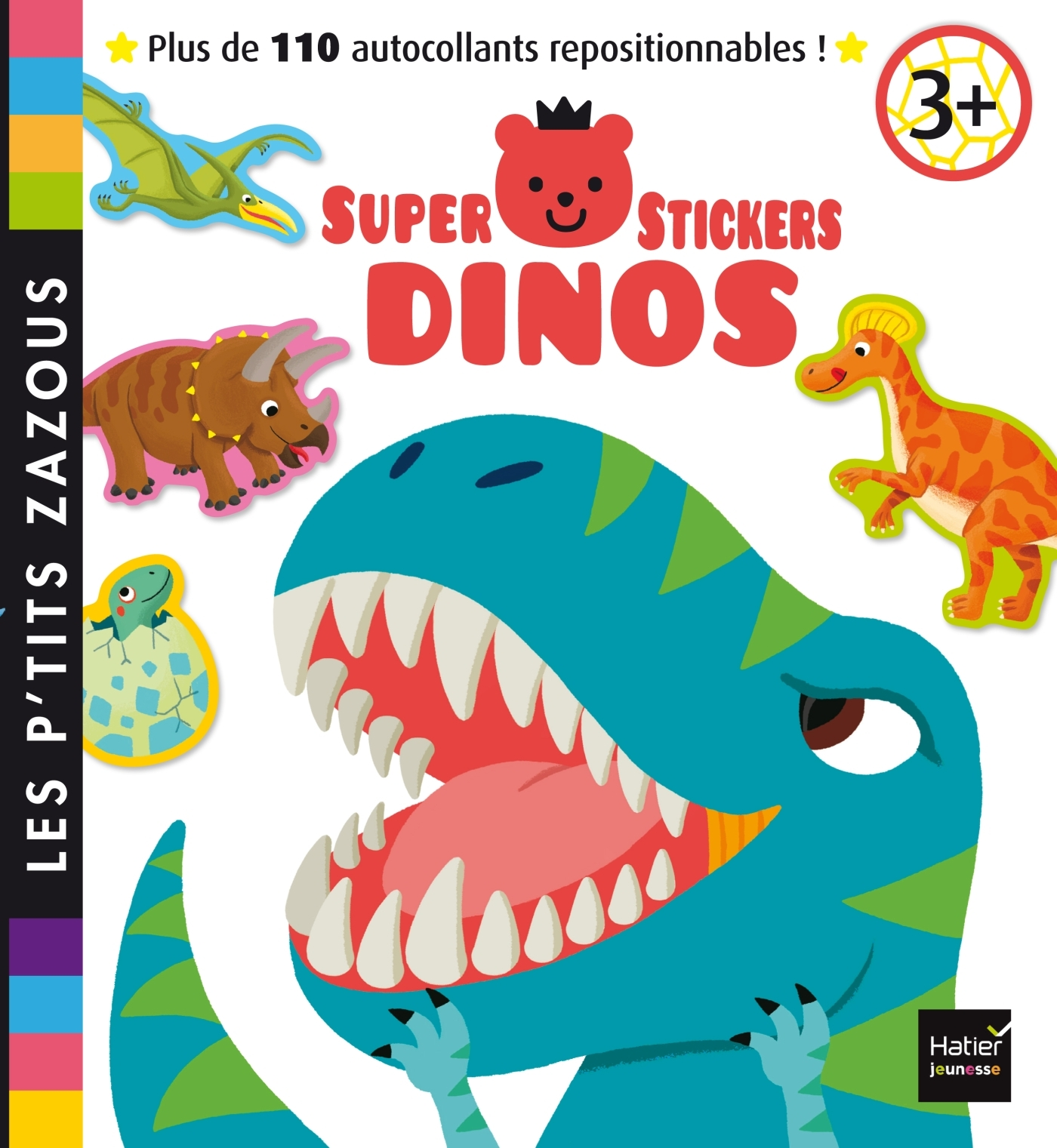 SUPER STICKERS DINOS