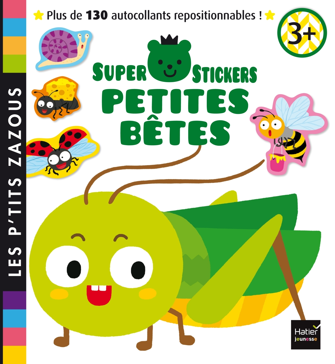 SUPER STICKERS PETITES BETES