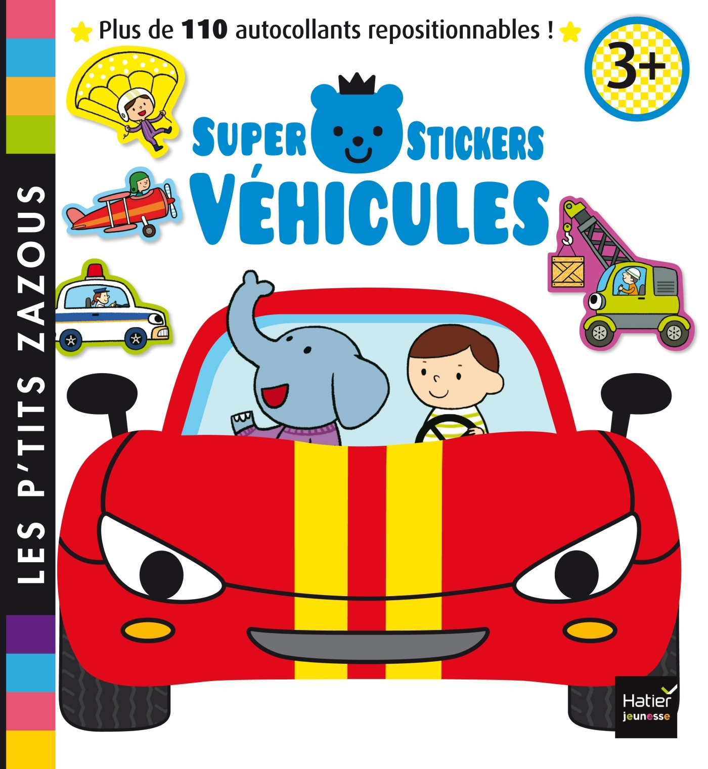 SUPER STICKERS VEHICULES