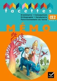FACETTES CE2 - MEMO EDITION 2009 NON VENDU SEUL