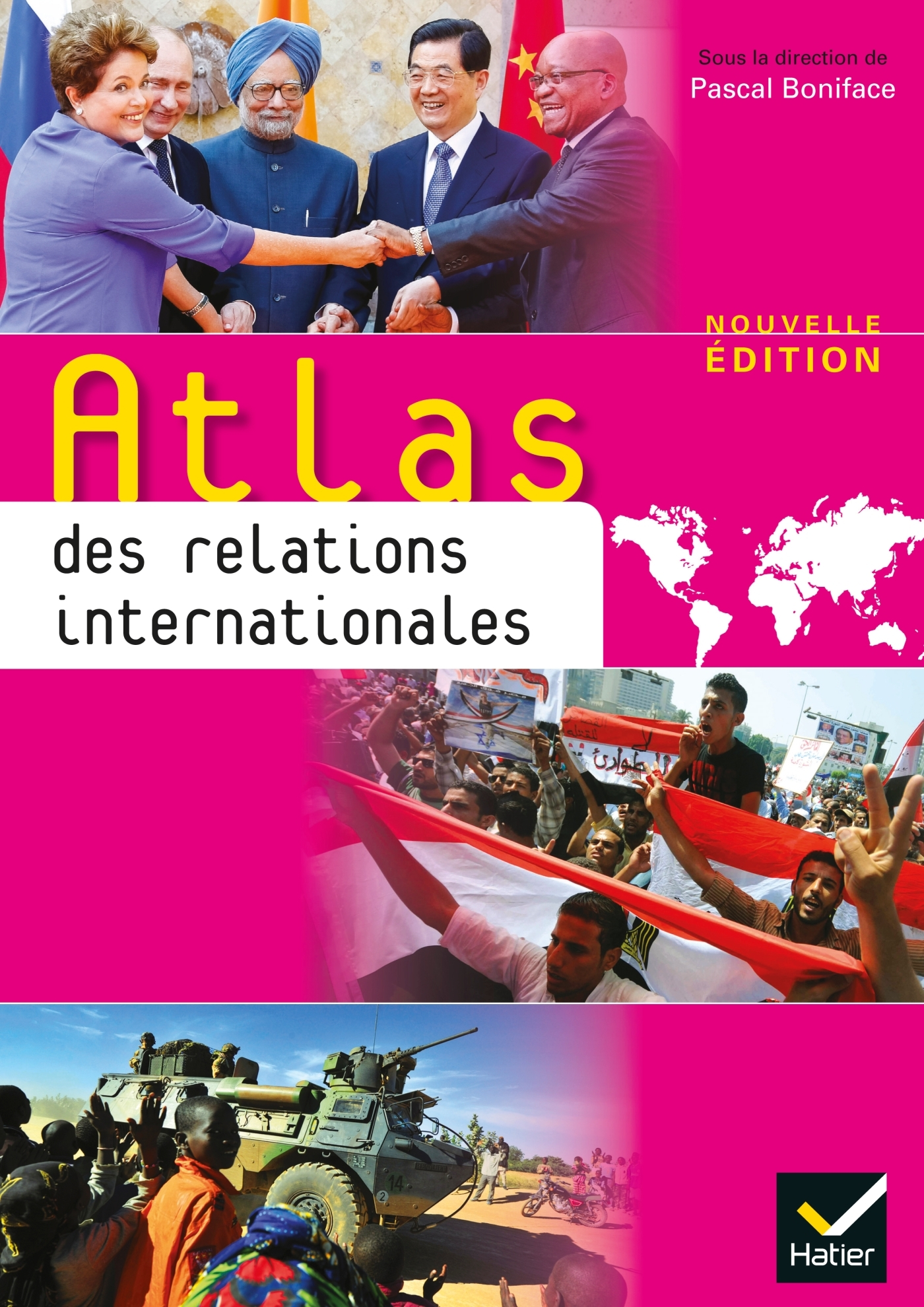 ATLAS DES RELATIONS INTERNATIONALES ED. 2013