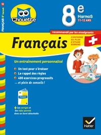 CHOUETTE 8E HARMOS FRANCAIS SUISSE