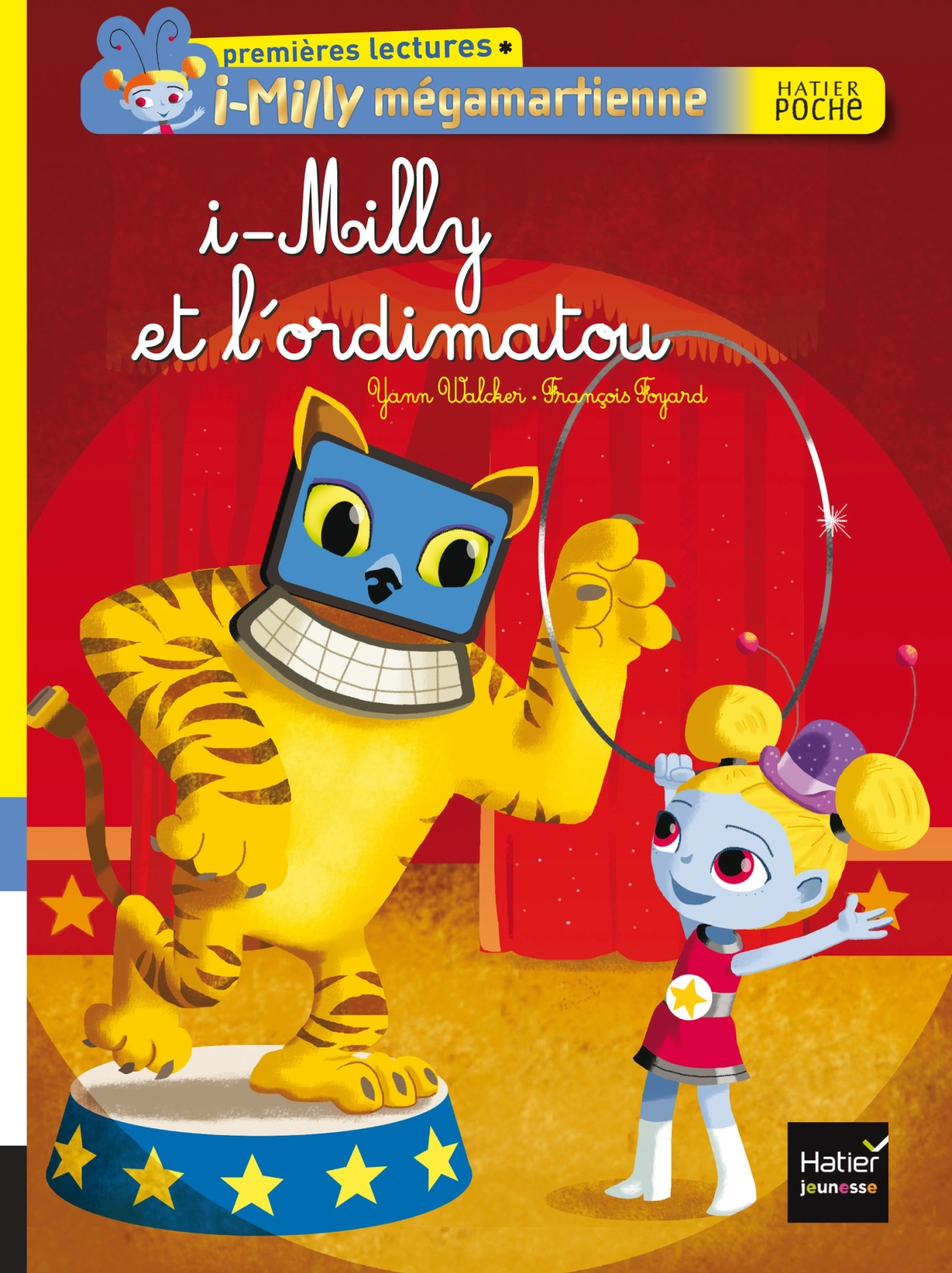 I-MILLY ET L'ORDIMATOU