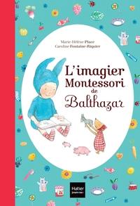 L'IMAGIER MONTESSORI DE BALTHAZAR - PEDAGOGIE MONTESSORI