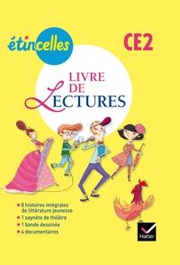 ETINCELLES CE2 ED. 2014 - LIVRE DE LECTURES