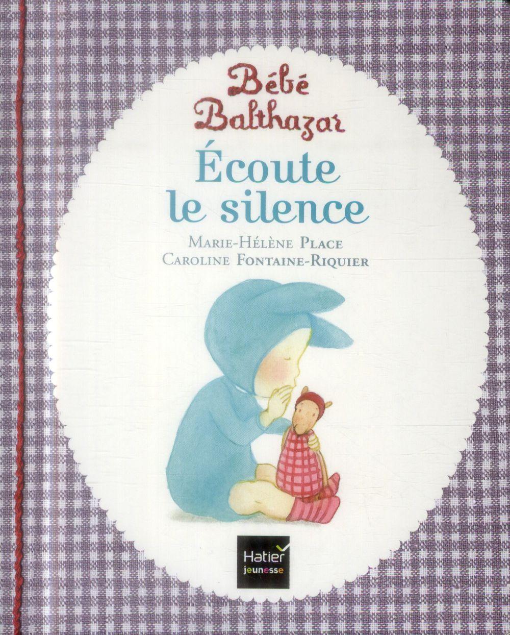 ECOUTE LE SILENCE - PEDAGOGIE MONTESSORI