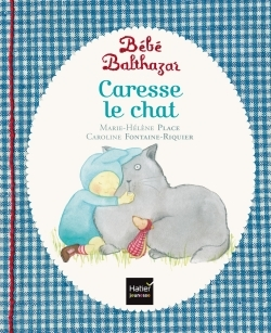 CARESSE LE CHAT - PEDAGOGIE MONTESSORI
