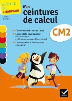 A L'ECOLE DE CHARIVARI CM2 - CALCUL POSE  ENTRAINEMENT DIFFERENCIE