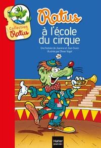 RATUS A L'ECOLE DU CIRQUE