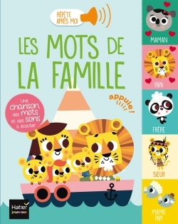 LES MOTS DE LA FAMILLE