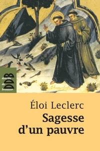 SAGESSE D'UN PAUVRE