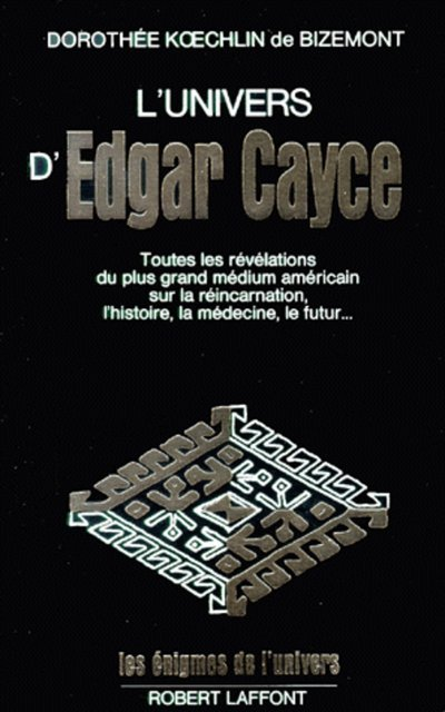 L'UNIVERS D'EDGAR CAYCE - TOME 1 - 01